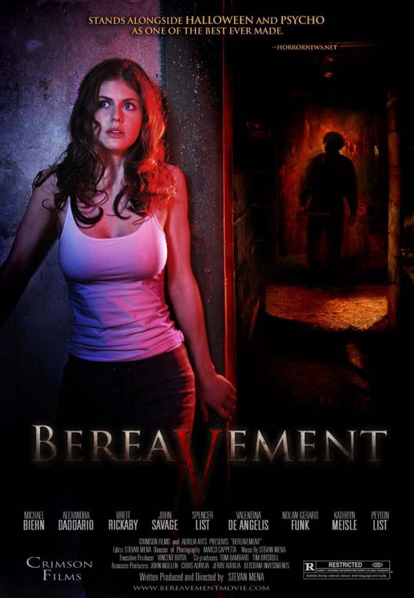 First Bereavement Clip Brings the Spooky