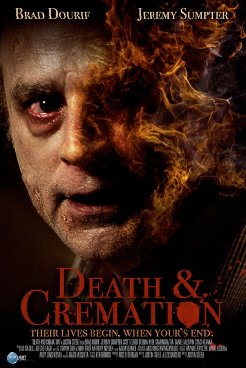 Settle in for Some Death & Cremation with Brad Dourif