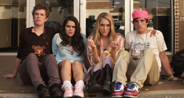 SXSW 2011: New One-Sheet and Stills - Joseph Kahn's Slasher Flick Detention