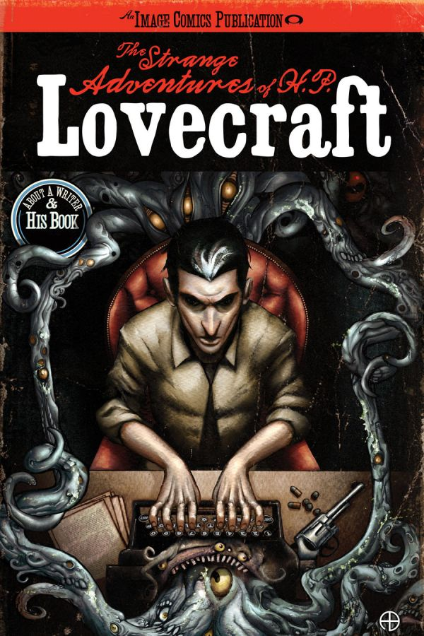 John August to Pen The Strange Adventures of H.P. Lovecraft