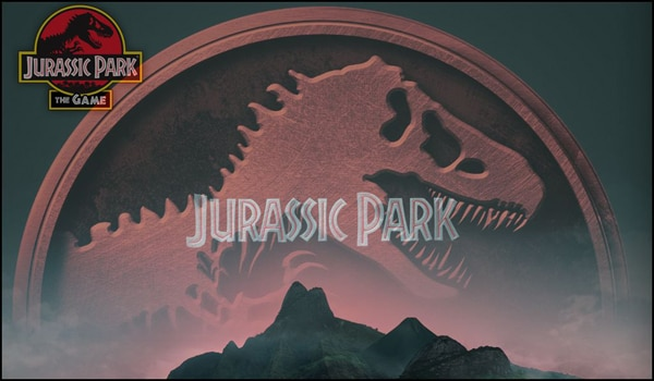 Teaser Trailer Debut - Jurassic Park: The Game