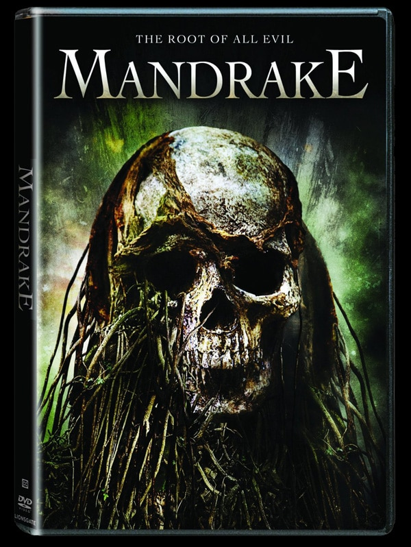 Mandrake on DVD