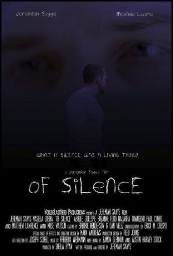 New Of Silence Trailer Hits the Web With a Whisper