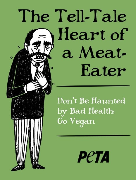 PETA Offers Assistance to the Edgar Allan Poe House and Museum