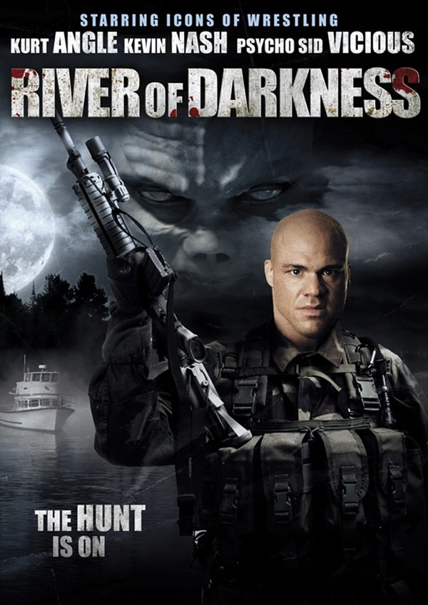 DVD Details for Kurt Angle, Psycho Sid, and Kevin Nash's River of Darkness