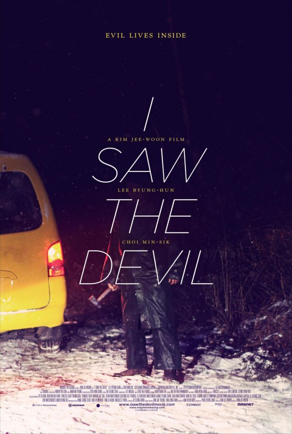 New I Saw the Devil Clip Paints the Greenhouse Red