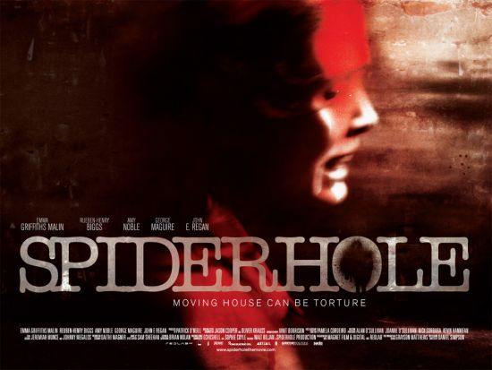 Official Trailer Debut: IFC Midnight's Spiderhole
