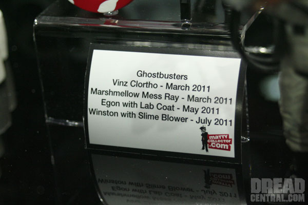 Toy Fair 2011: Get Slimed with New Ghostbusters Goodies from Mattel and  Kotobukiya