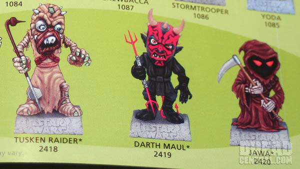 Toy Fair 2011: More Star Wars Monster Mash-Ups on the Way!
