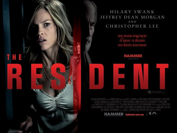 Quad One-Sheet Debut - The Resident