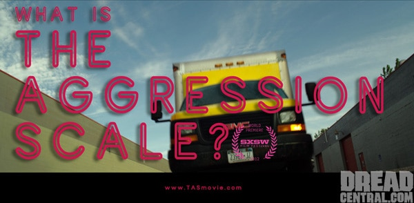 SXSW 2012: Exclusive Teaser Artwork and First Still from The Aggression Scale
