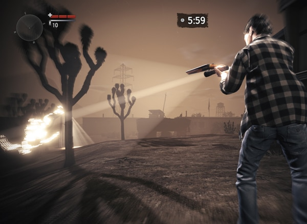 New Details Emerge on Alan Wake's American Nightmare