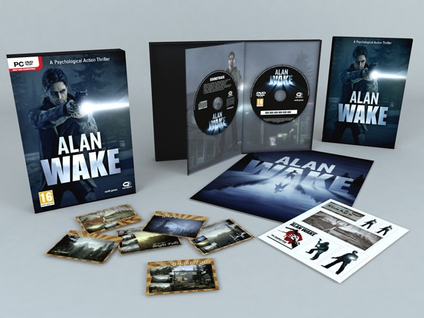 Alan Wake Collector's Edition Gets Premium Content