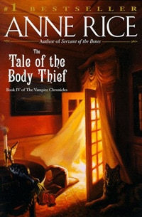 Film Adaptation of Anne Rice's The Tale of the Body Thief No Longer in the Works
