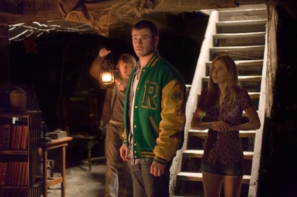 New Images Reveal the First Look Inside The Cabin in the Woods
