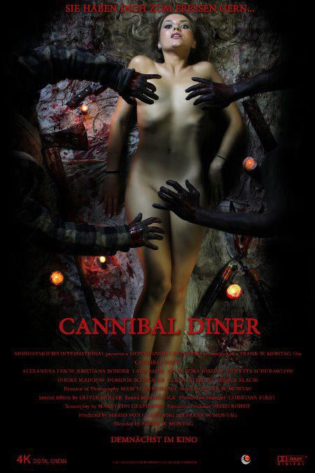 New Cannibal Diner Trailer Added to Your Horror Menu