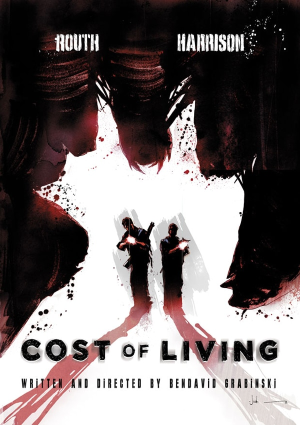 Brandon Routh and Bret Harrison Star in Brilliant Short Film Cost of Living