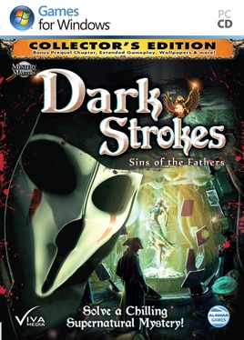 Dark Strokes: Sins of the Fathers Collector's Edition Brings Supernatural Chills