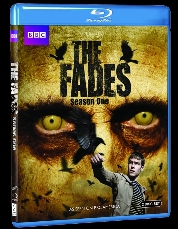UK Spookshow The Fades Hitting Blu-ray and DVD from Warner Brothers