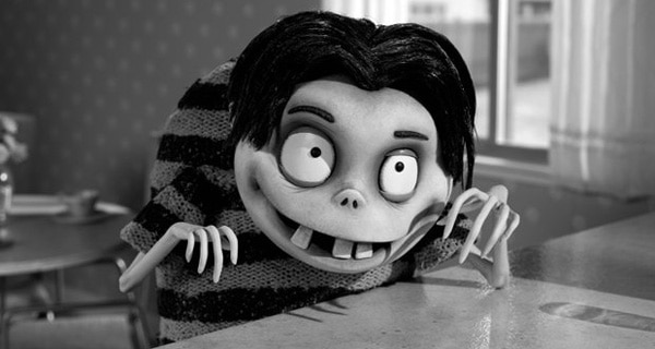 Toothy New Still From Frankenweenie! Trailer Coming Tomorrow!