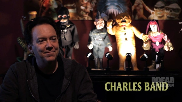 Indie Horror Month Interview: Charles Band - Part 1
