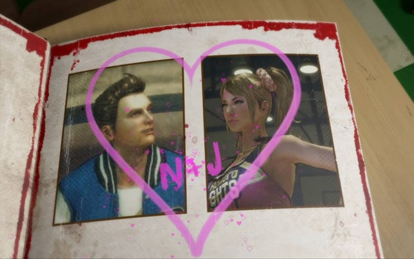 New Lollipop Chainsaw Valentine's Day Trailer Shows True Love Never Dies