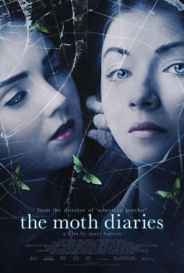 Official Trailer and One-Sheet Arrive for The Moth Diaries