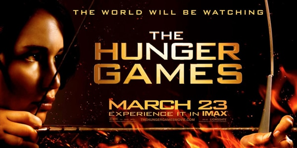 New One-Sheet for The Hunger Games Takes Aim