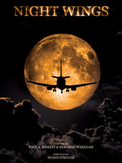Vampires Take the Red-Eye in Night Wings