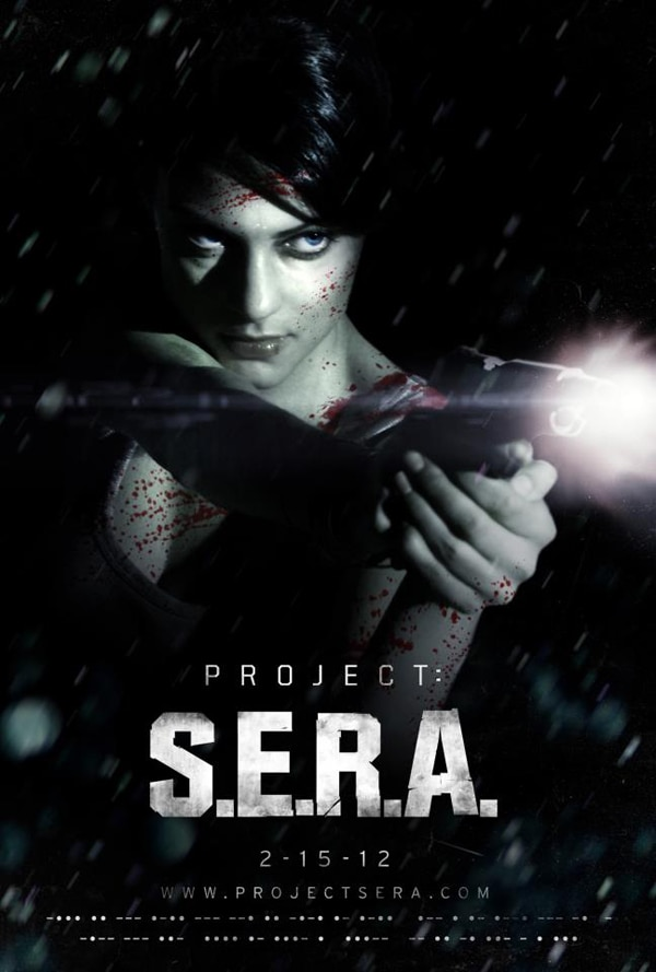 Check Out Slick New Short Film Project: S.E.R.A.