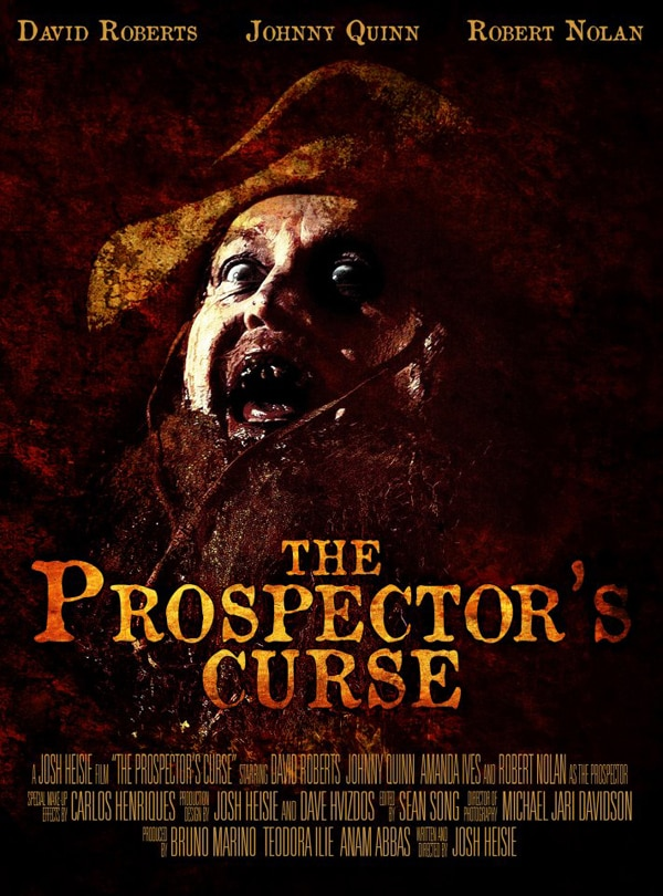 First Info and One-Sheet for The Prospector's Curse