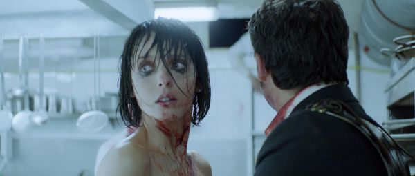 Three New Rec 3: Genesis Stills Have Some Red on Them