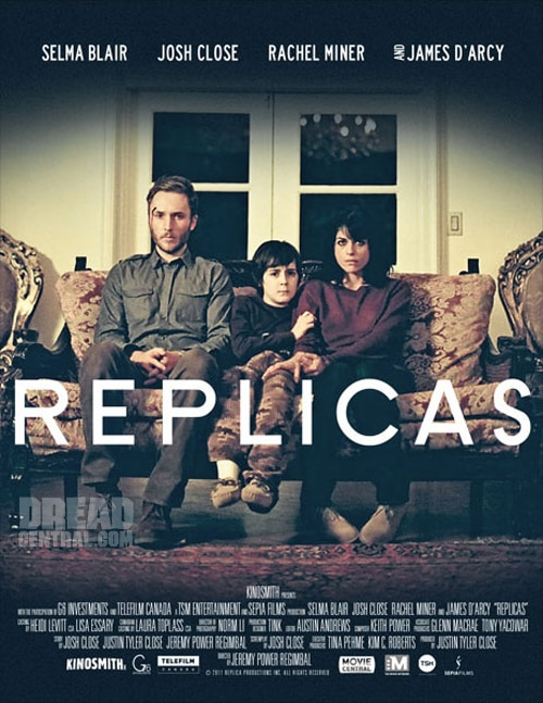 Sales One-Sheet Debut - Replicas