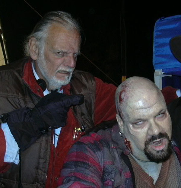 Doctor Gash's Tip of the Scalpel: George A. Romero