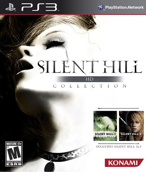 Silent Hill HD Collection Receives Update For PS3
