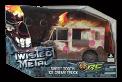 Satisfy Your Sweet Tooth with Twisted Metal R/C