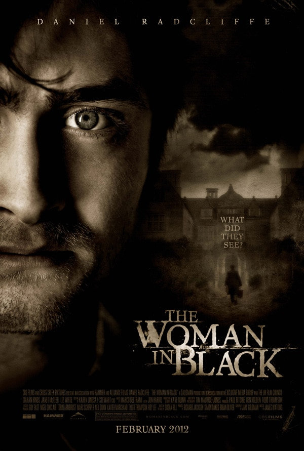 The Woman in Black Scares Up HUGE Box Office Dollars in the UK
