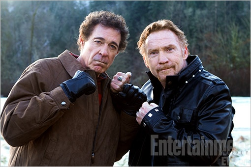 Your First Look at Seventies Heartthrobs Barry Williams and Danny Bonaduce in Bigfoot