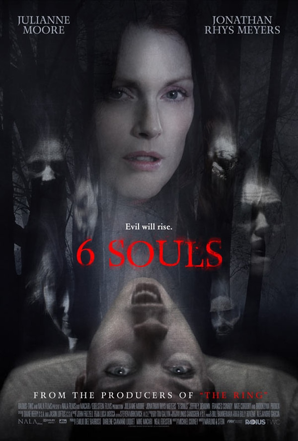 Indie Horror Month Exclusive: Julianne Moore Discusses the Indie Thriller 6 Souls, Carrie and More
