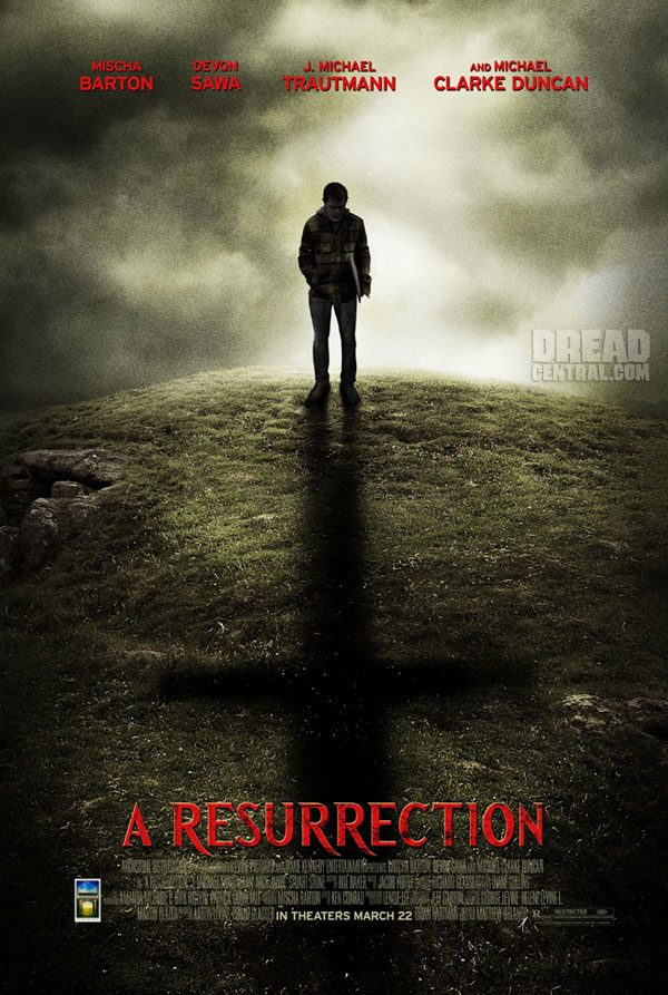 A Teaser Trailer Rises Up for Matt Orlando's A Resurrection