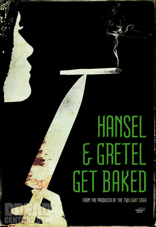 Take a Hit Off of This Latest One-Sheet for Hansel & Gretel Get Baked