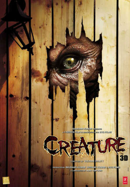 Vikram Bhatt Whips out His Creature for First 3D Monster Movie from India