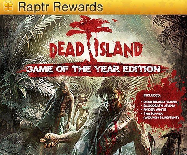 Raptr Introduces Dead Island To Its Users