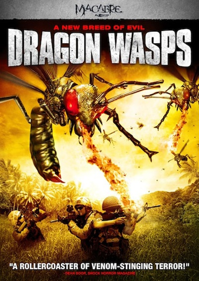 Dragon Wasps Buzzing onto VOD March 7th from XLrator Media