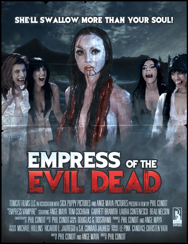 Empress Vampire Renamed Empress of the Evil Dead; New Artwork