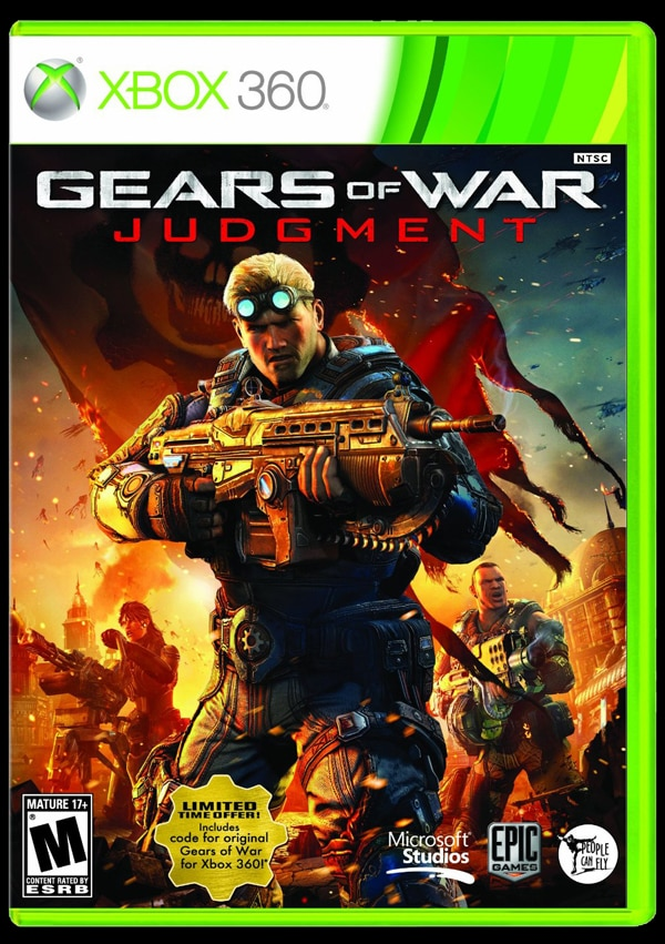 Details Revealed for Gears of War: Judgment VIP Season Pass