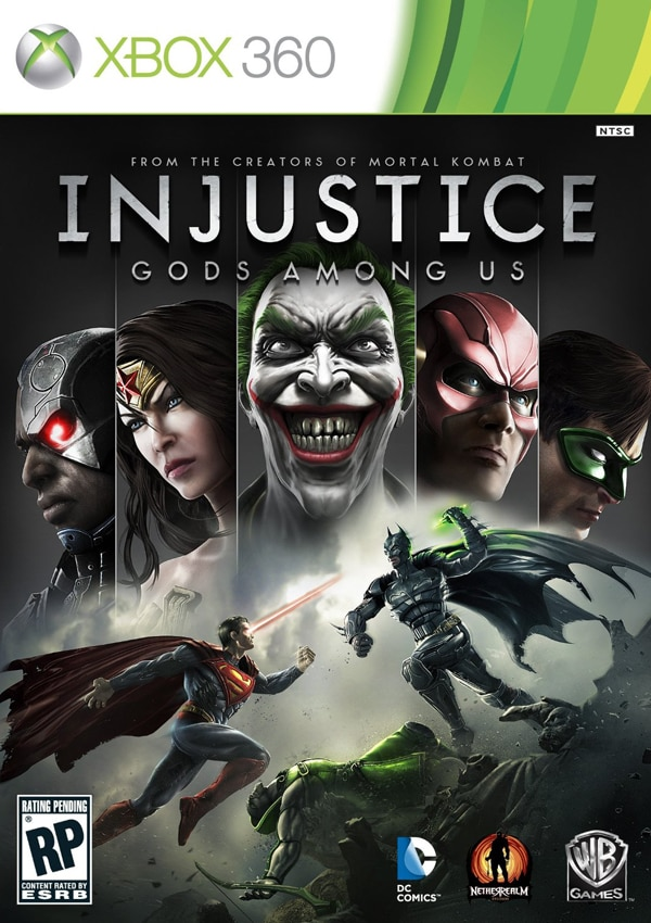 Injustice: Gods Among Us Reveals New Videos For Injustice Battle Arena