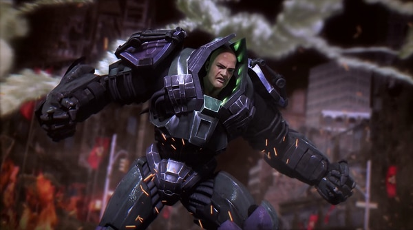 Injustice: Gods Among Us Reveal Fan-Chosen Victors