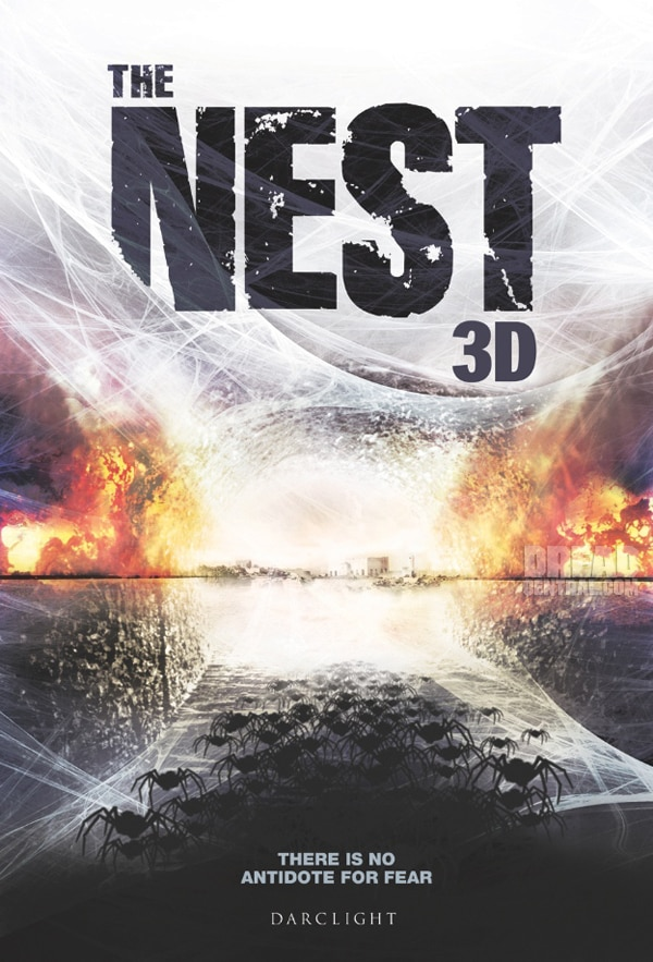 New Artwork for The Nest 3D Comes Crawling