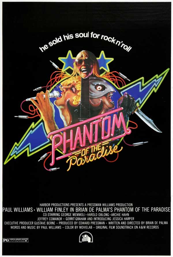 Event Report: Paul Williams and Phantom of the Paradise at Museum of the Moving Image